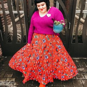 LuLaRoe Deanne Skirt